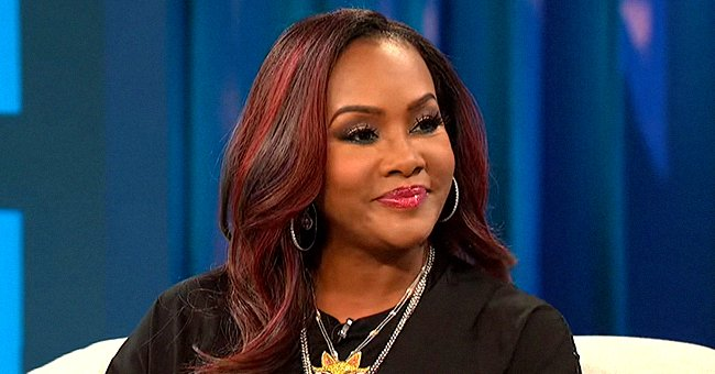 50 Cent's Ex Vivica A Fox, 56, Flaunts Curvaceous Figure in a Skin-Tight Black Catsuit (Photos)