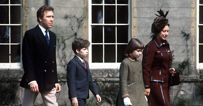 Princess Margaret and Lord Snowdon's Relationship with Their Two Children — Details about the Late Royal