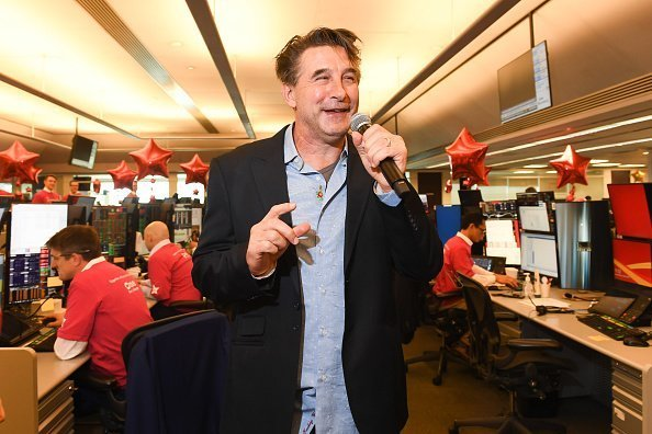 Billy Baldwin at The 35th Anniversary Of CIBC Miracle Day at CIBC Headquarters December 04, 2019 | Photo: Getty Images