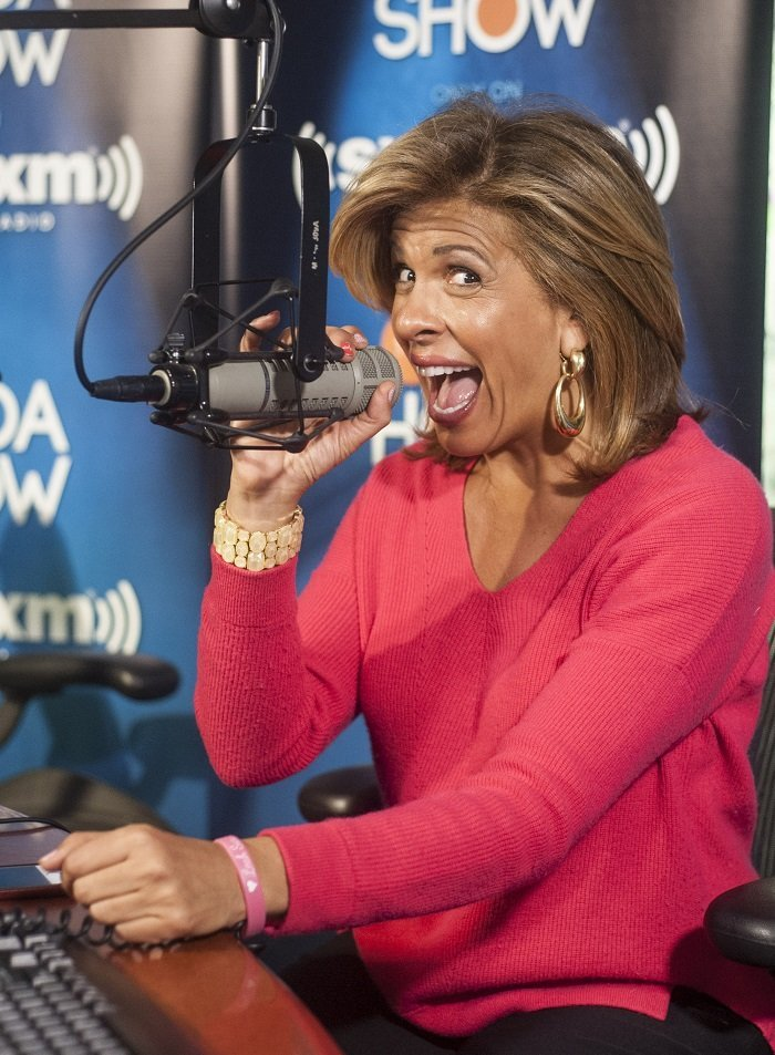 Hoda Kobt l Picture: Getty Images