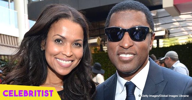 Tracey Edmonds can't get enough of her & Babyface's sons, posting new trip photos with them