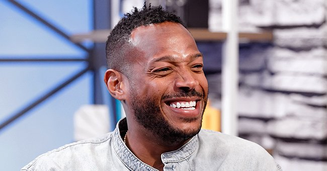 Marlon Wayans Pens a Sweet Tribute with a Throwback Photo for His Look-Alike Son Shawn