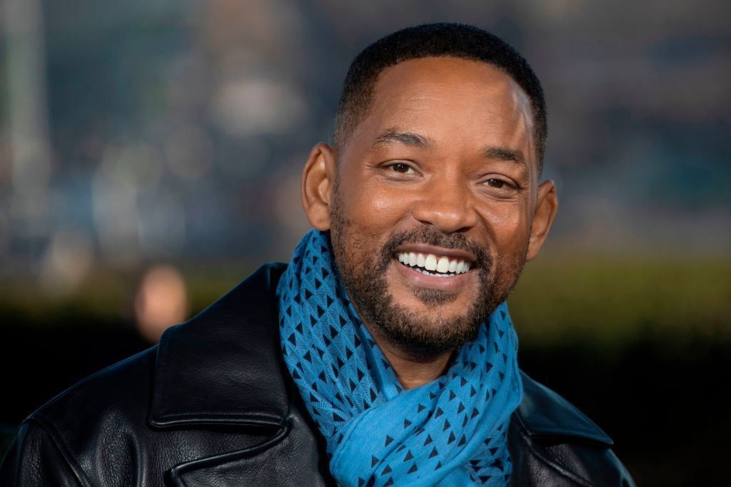 """Will Smith at the """"Bad Boys For Life"""" launching photocall on January 06, 2020 in Paris. │Photo: Getty Images"""