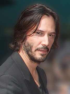 Keanu Reeves l Photo: Wikimedia Commons.