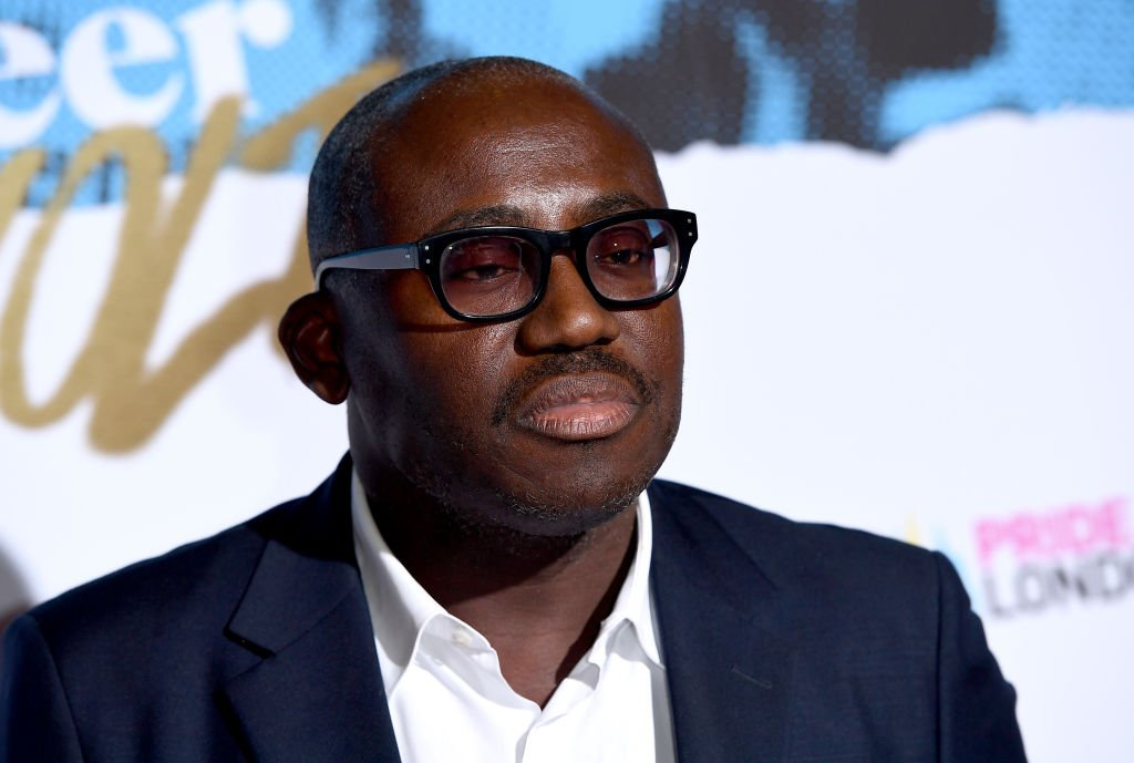 Edward Enninful attends the Pride In London Gala Dinner 2019 at Grand Connaught Rooms | Photo: Getty Images