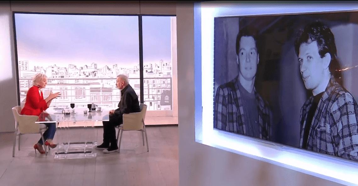 Jean-Paul Gaultier fait de douloureuses confidence au micro de Catherine Ceylac dans Thé ou café. | Youtube/Thé ou café