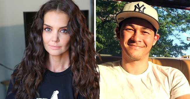 Emilio Vitolo Confirms Relationship with Katie Holmes in a Sweet Instagram Share