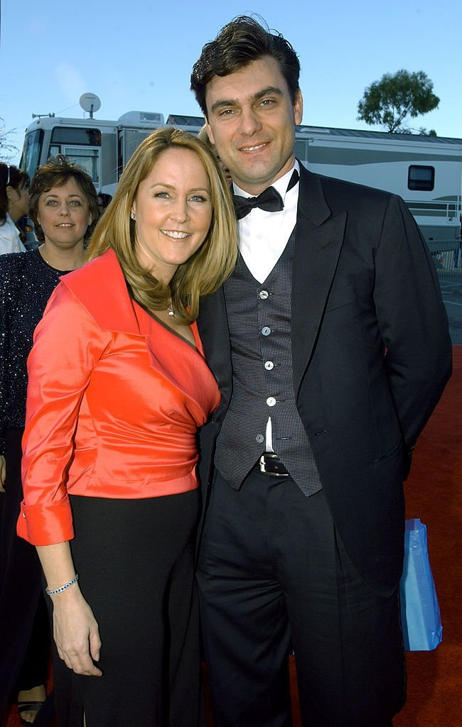 Erin Murphy and husband Darren Dunckel attend the TV Land Awards 2003 at the Hollywood Palladium on March 2, 2003. | Photo: GettyImages