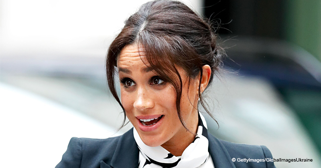 Meghan Markle's Name Becomes a Synonym for 'Ghosting' in the Urban Dictionary