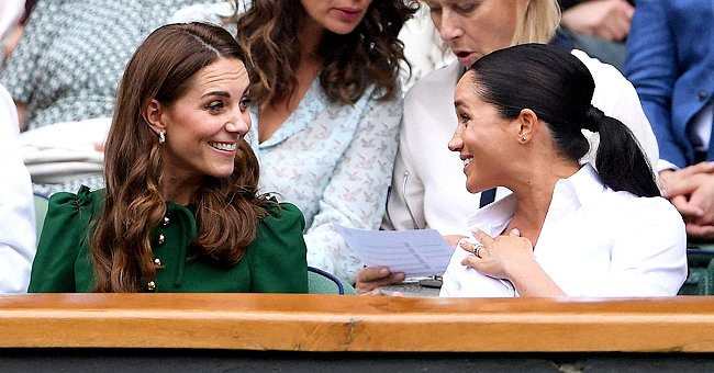 Us Weekly: Kate Middleton Tries to Build Relationship with Meghan Markle after Lilibet's Birth