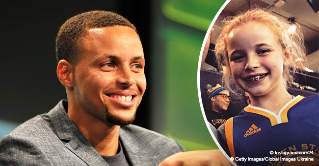 Steph Curry pens touching letter to 9-year-old girl after she asks why his shoes were only for boys