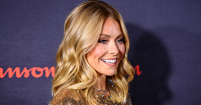 Kelly Ripa Posts Throwback Family Photo as Her Daughter Lola Heads to College