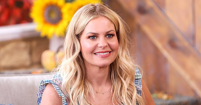"""Candace Cameron Bure visiting Hallmark Channel's """"Home & Family"""" at Universal Studios Hollywood in Universal City, California   Photo: Paul Archuleta/Getty Images"""