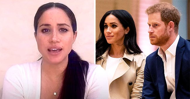 Harper's Bazaar: Meghan Markle and Prince Harry Hold Meetings on #BlackLivesMatter Movement