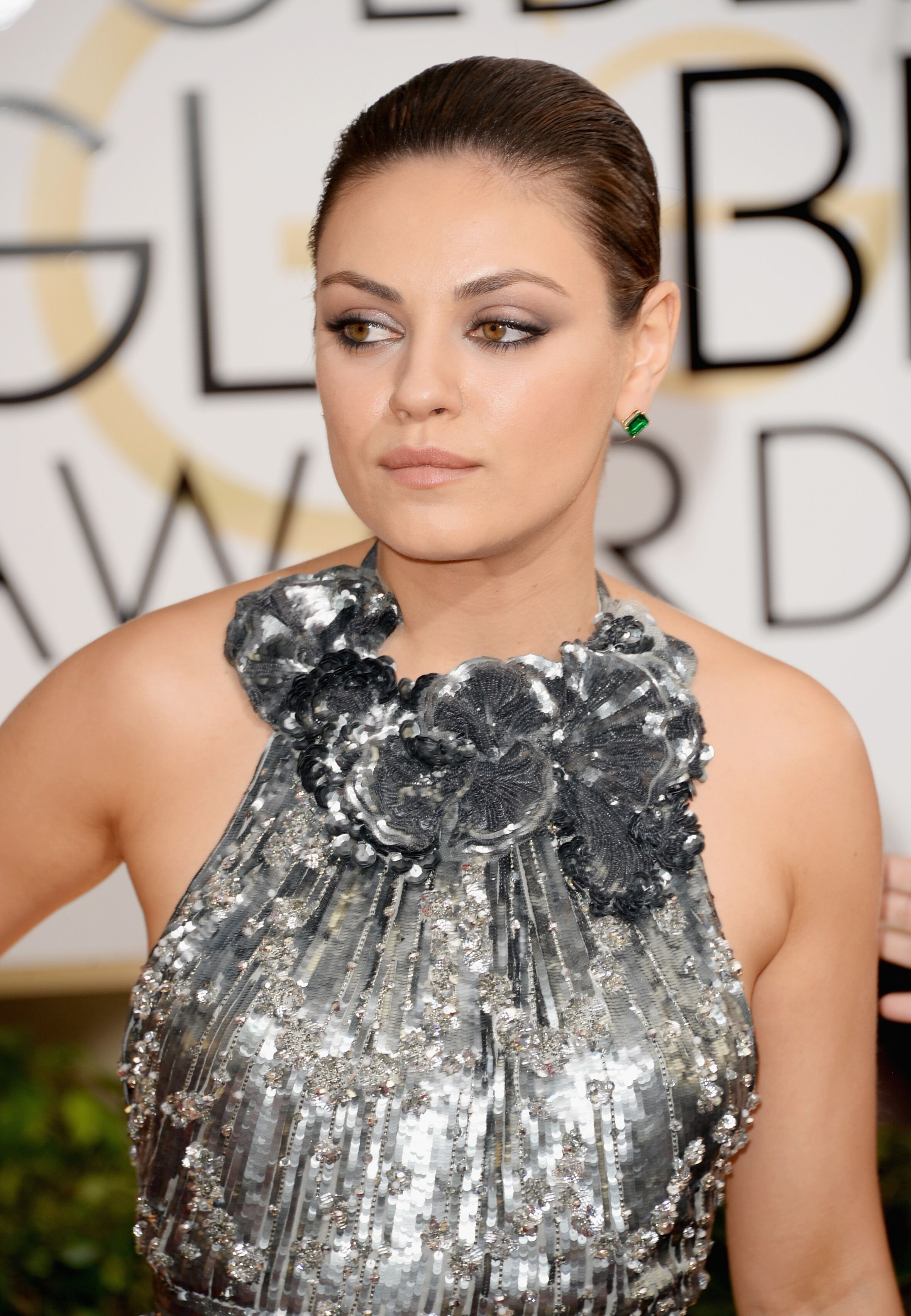 "Mila Kunis who voices Meg in ""Family Guy""/ Source: Getty Images"