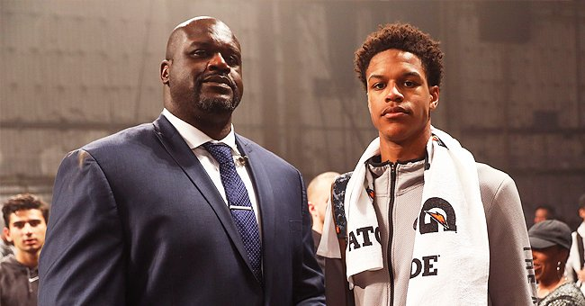 Shaquille O'Neal's Son Shareef Broke down after Hearing about Gigi and Kobe Bryant's Death