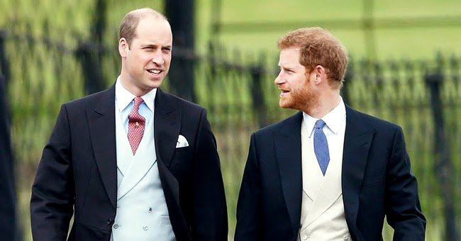 'Battle of Brothers' Reveals Prince Harry & Prince William's Difficult Childhood Relationship