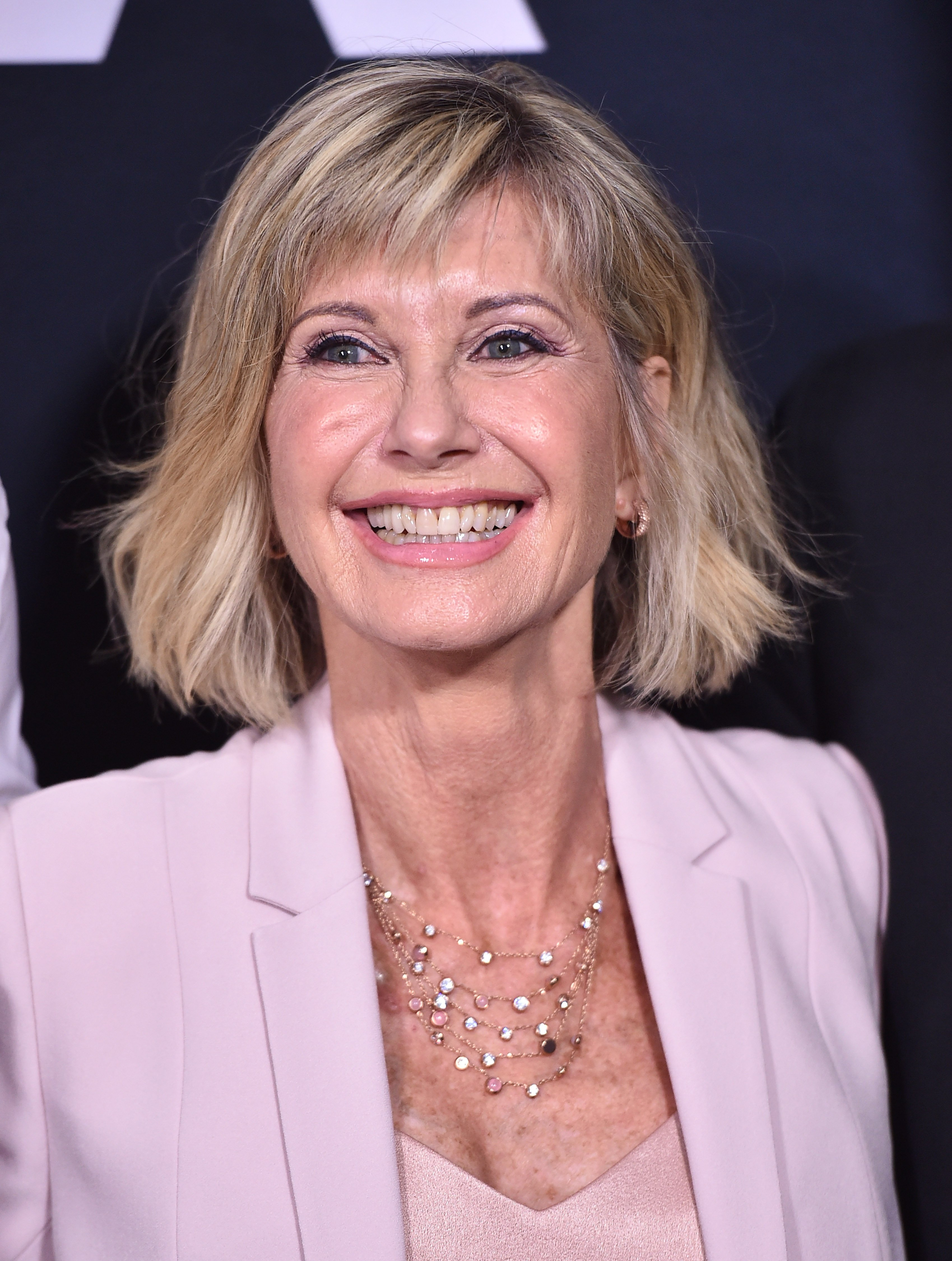 Olivia Newton-John at the Academy Presents 'Grease' (1978) 40th Anniversary at the Samuel Goldwyn Theater on August 15, 2018 in Beverly Hills, California | Photo: Getty Images