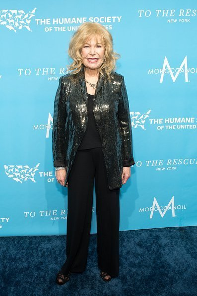 Loretta Swit attends The Humane Society Of The United States 9th Annual To The Rescue! Gala at Cipriani 42nd Street in New York City. | Photo: Getty Images