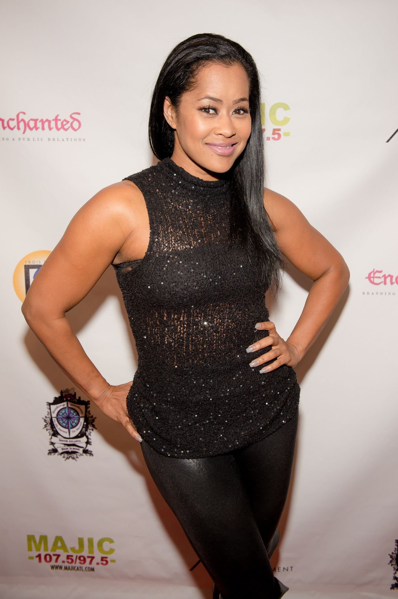 Lisa Wu at an R&B private listening party at Crossover Entertainment Group in 2017 in Atlanta, Georgia | Source: Getty Images