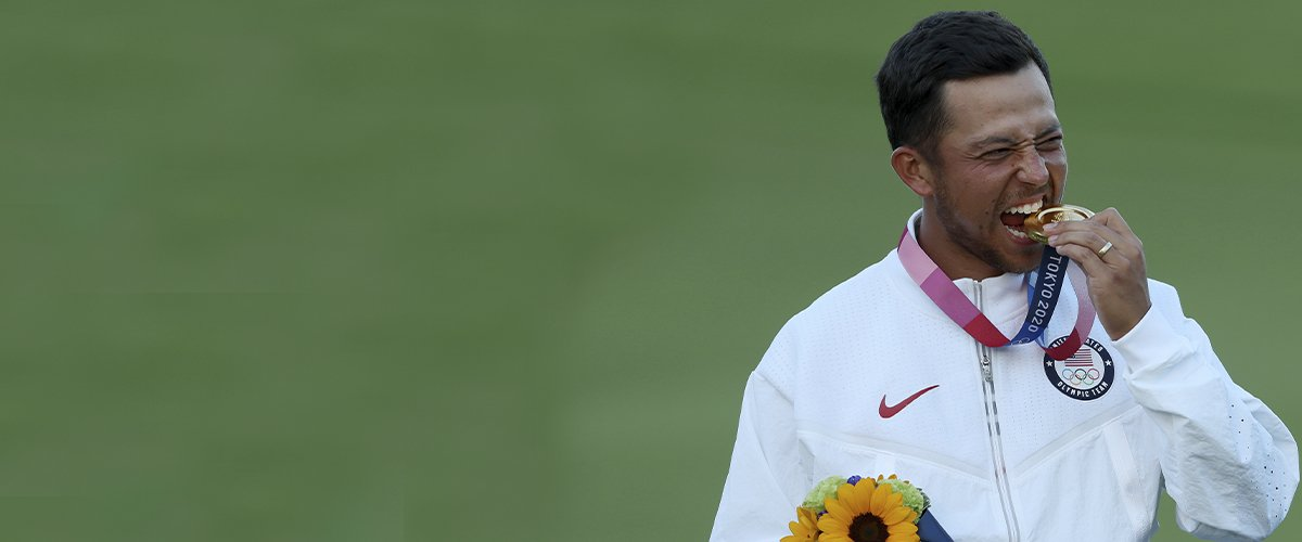Xander Schauffele Bagged Olympic Gold Medal and Chance To Put a Ring on His Wife's Finger This Summer