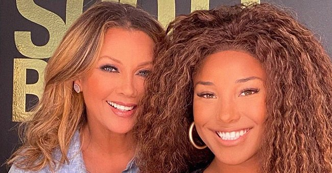 Vanessa Williams Is Proud Of Model Daughter Sasha Showing Her Figure in a Tight Mini-Dress (Photos)