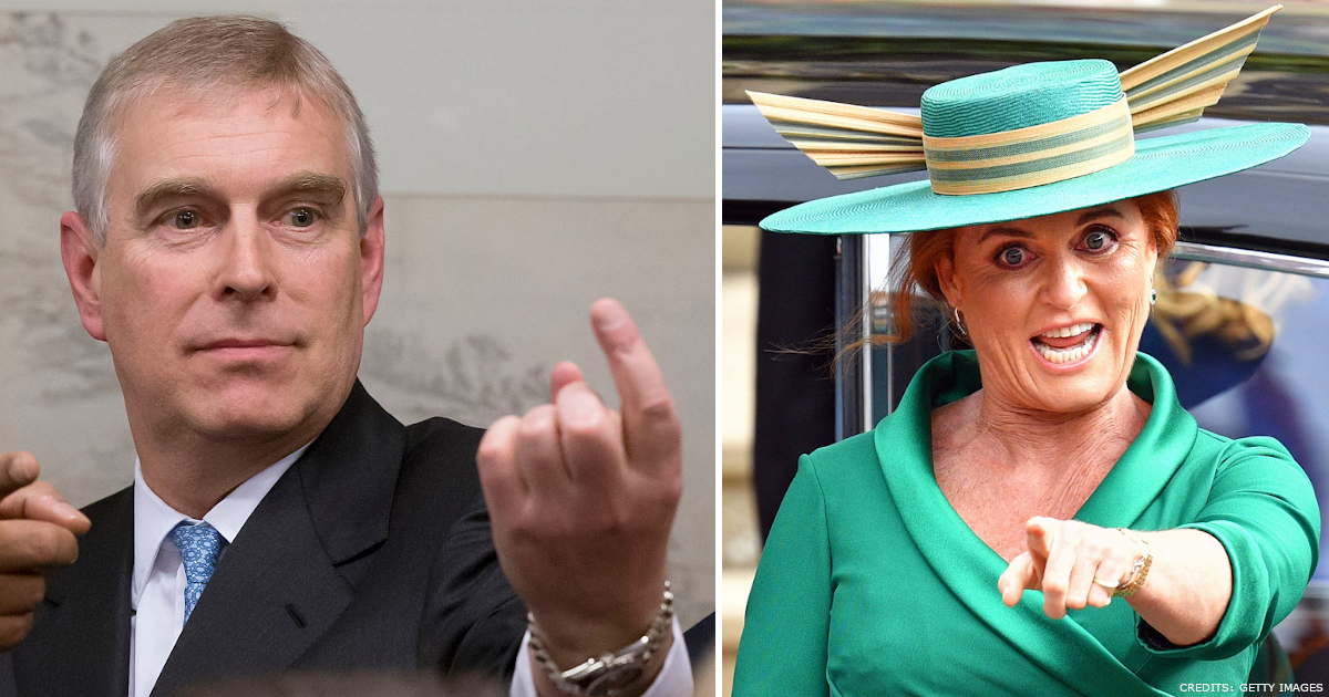 Unprecedented Love Story Of Sarah Ferguson and Prince Andrew