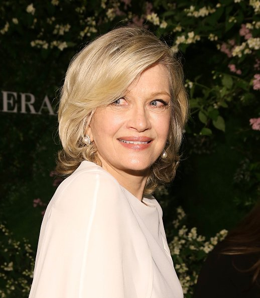 Diane Sawyer at the 2018 MoMA Party In The Garden at Museum in New York City | Photo: Getty Images