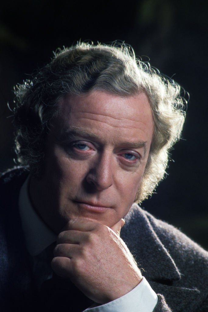 Michael Caine on May 25, 1988 in London, United Kingdom | Photo: Getty Images