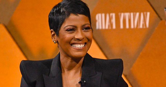 Tamron Hall's Mom Mary Wows Fans in a Midi Dress & High Heels