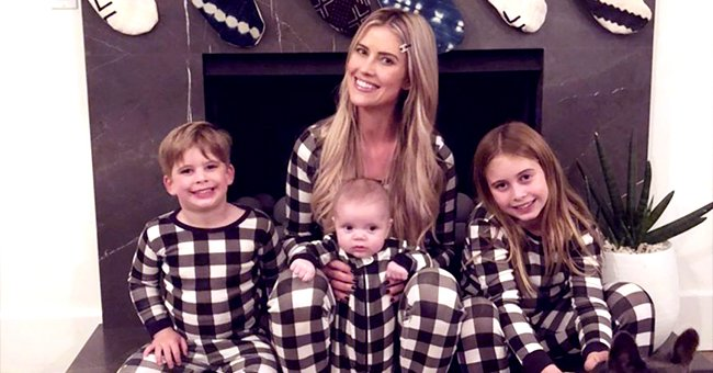 Christina Anstead Has 2 Children with Tarek El Moussa and 1 Adorable Baby Boy with Ant