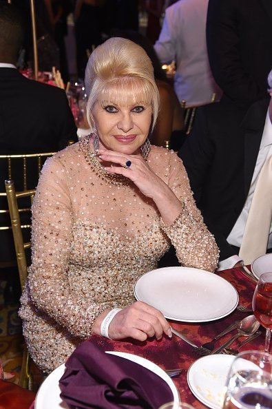 Ivana Trump attends the 2018 Angel Ball hosted by Gabrielle's Angel Foundation on October 22, 2018 | Photo: Getty Images