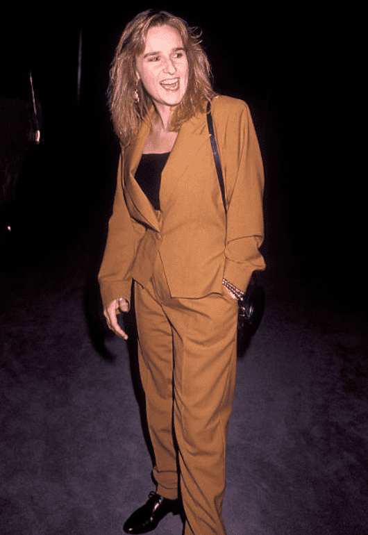 Melissa Etheridge at the Sxith Annual Women in Film Festival, on October 28, 1990 at the DGA Theatre, Hollywood, California | Source: Getty Images