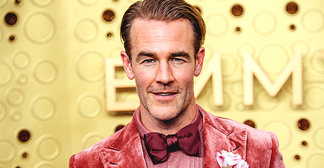 James Van Der Beek of DWTS to Become a Dad for the 6th Time