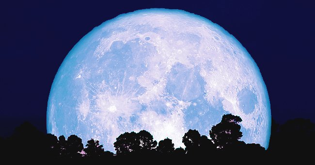 There Will Be a Blue Moon on Halloween This Year — Here Are the Details