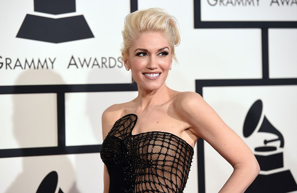 Gwen Stefani during The 57th Annual GRAMMY Awards at the STAPLES Center on February 8, 2015 in Los Angeles, California | Photo: Getty Images