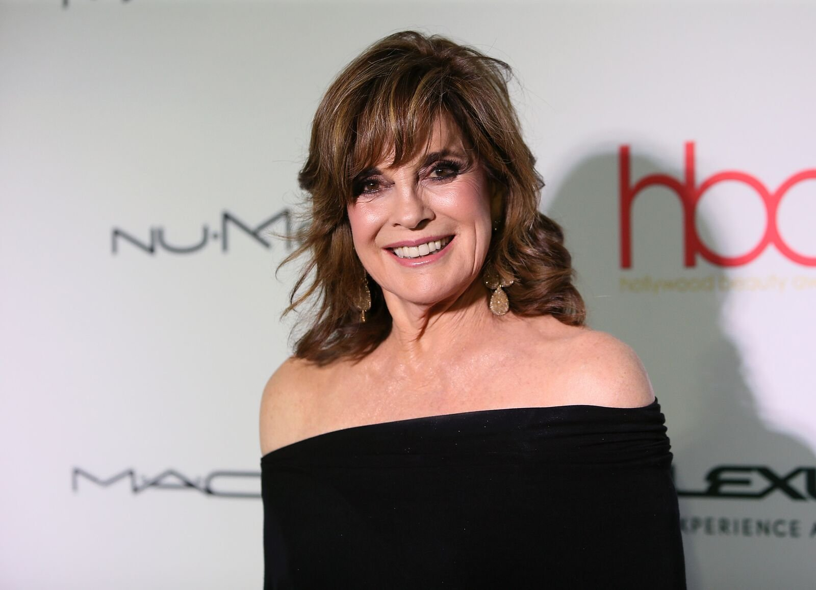 Actress Linda Gray attends the 3rd Annual Hollywood Beauty Awards at Avalon Hollywood on February 19, 2017 in Los Angeles, California | Photo: Getty Images