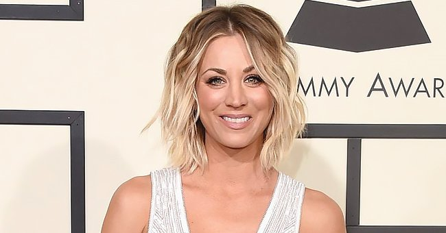 Here's What Kaley Cuoco Said after Criticism for Wearing a Mask during Workout Amid Pandemic