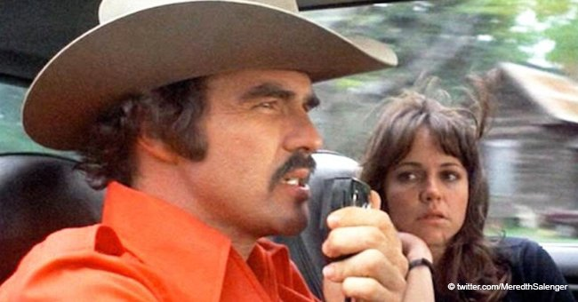 Sally Field Once Said Burt Reynolds Had Been Extremely Jealous While They Were in a Relationship