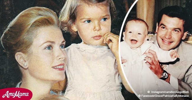 Grace Kelly's granddaughter is all grown up and looks just like her royal grandmother