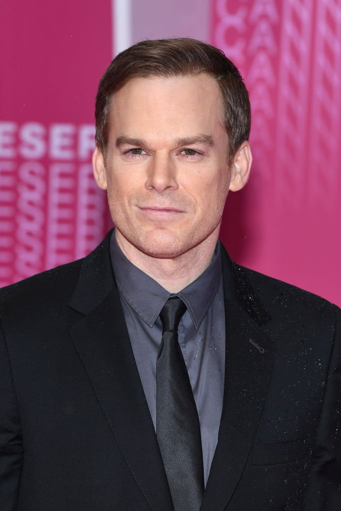 """Michael C. Hall from the series """"Safe"""" attends the Closing Ceremony and """"Safe"""" screening during the 1st Cannes International Series Festival at Palais des Festivals on April 11, 2018 