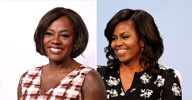 Viola Davis Reportedly Set to Play Michelle Obama in New TV Series