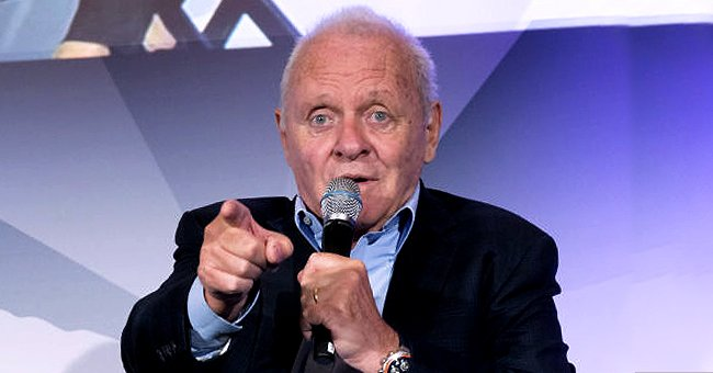Anthony Hopkins from 'Hannibal' Talks about His Belief in Fate during a Recent Interview with Brad Pitt
