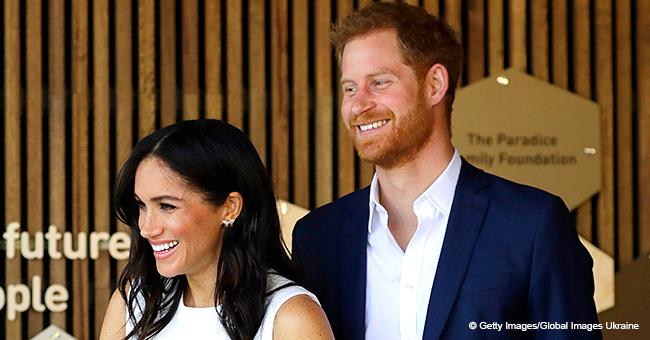 Meghan Markle & Prince Harry's Alleged $9K Wedding Gift to Idris Elba