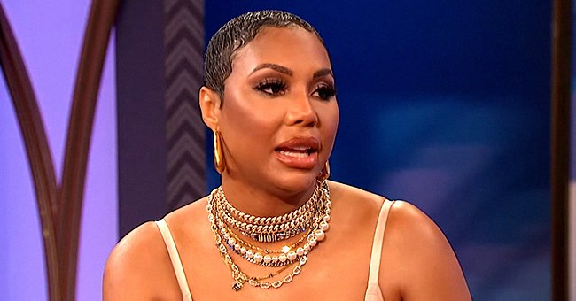 Tamar Braxton Claims a Man Must Be Gay If He Sleeps Next to His Woman for Several Days without Touching Her