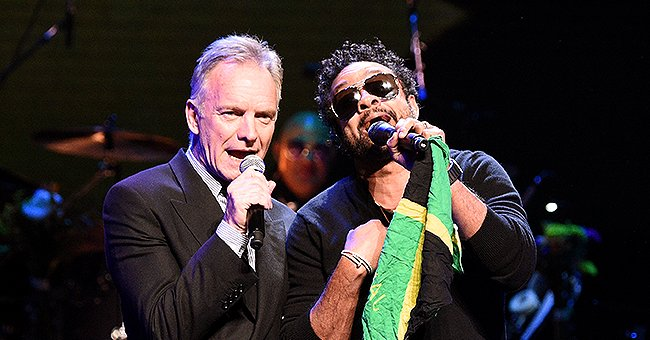 Sting and Shaggy Shared the Stage at the Rainforest Fund's 30th-Anniversary Benefit Concert
