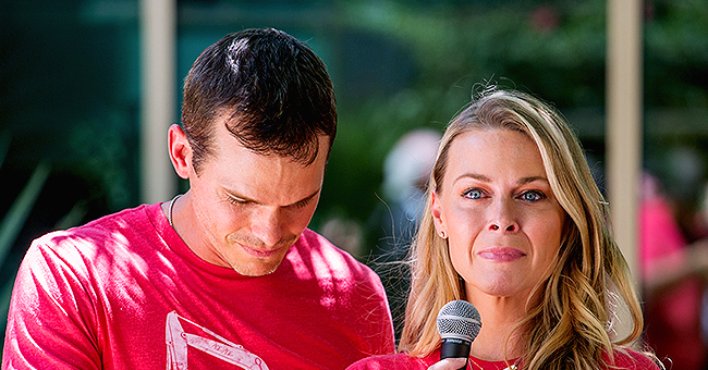 Granger Smith's Wife Amber Shares Emotional Post on How Kids Are Dealing with Their Little Brother's Death