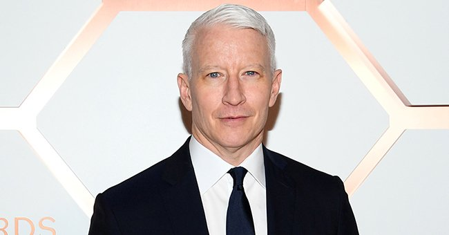 Anderson Cooper at Hudson Yards, New York's newest neighborhood, official opening event on March 15, 2019, in New York City | Photo: Dimitrios Kambouris/Getty Images
