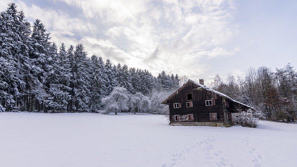 Une petite cabane   Photo : Pixabay