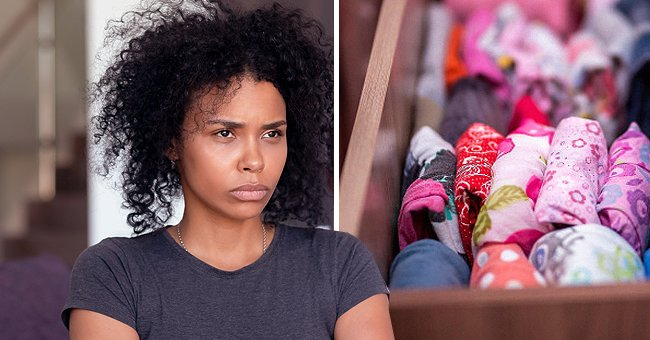 Daily Joke: A Businesswoman Finds Panties That Are Not Hers When She Comes Home